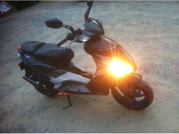 2007 Aprilia SR50 Scooter 50cc