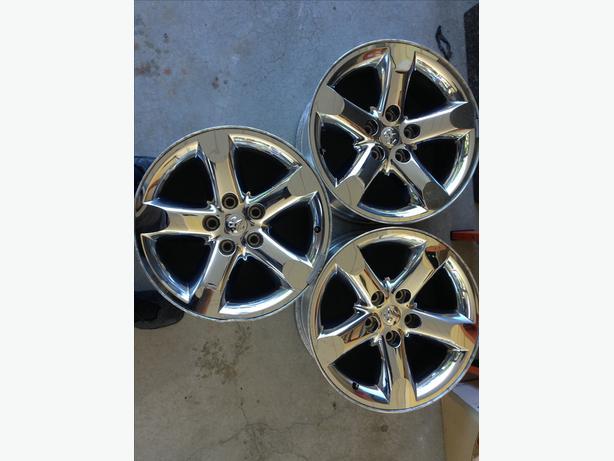 """2006-2009 20"""" Ram 1500 Wheels"""