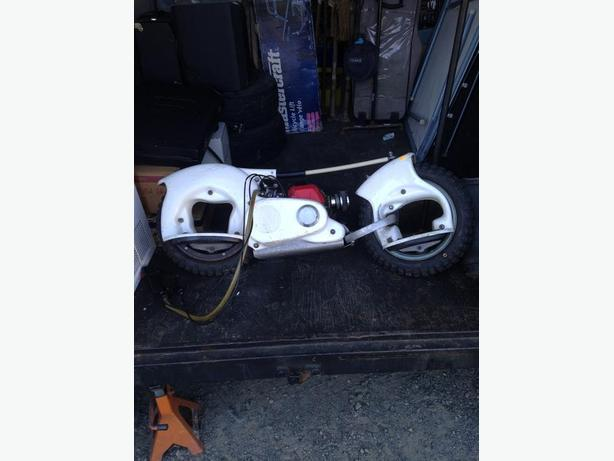 wheelman scooter