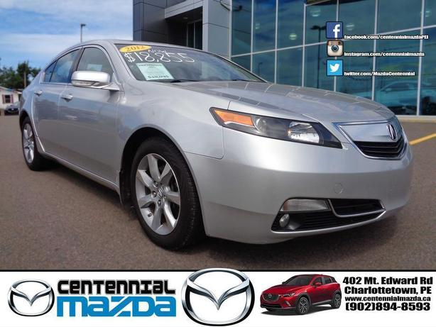 2012 ACURA TL SEDAN REDUCED TO $17990