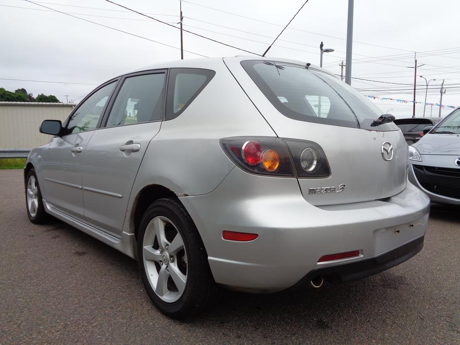 2006 Mazda 3 Gx Sport Charlottetown Pei Mobile