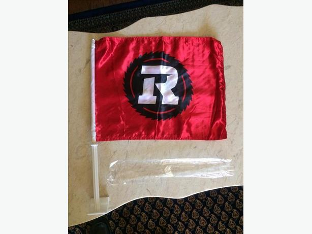 New Red Blacks Car Flag