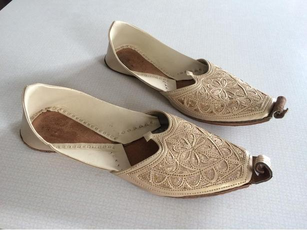 Elegant Middle Eastern Shoes