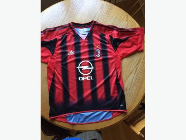 AC Milan Replica Jersey
