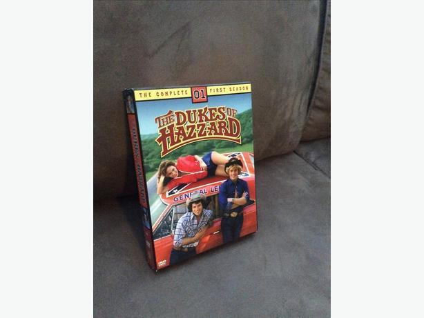 THE DUKES OF HAZZARD complete first season