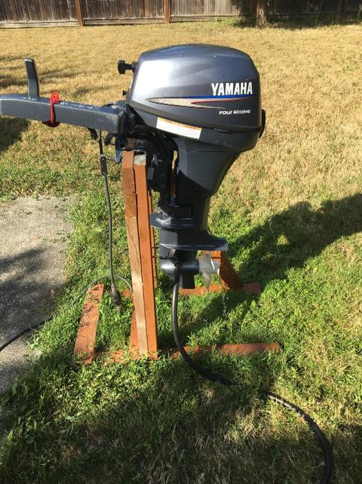 Sylvan   Hp Yamaha  Stroke