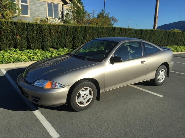 2002 Chevy Cavalier
