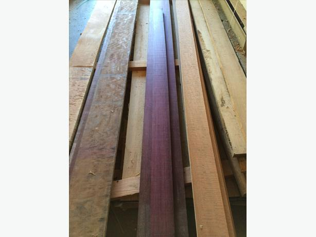 Purple Heart Lumber
