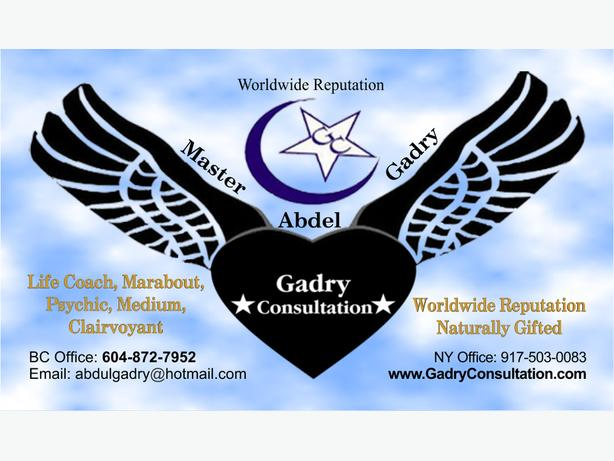 RE KNOWN SPIRITUAL HEALER/READER, LIFE COACH CONSULTANT & PSYCHIC