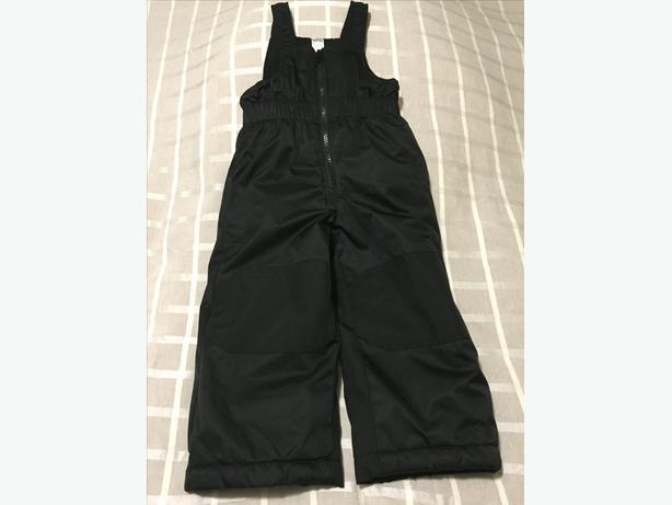 2T boys ski pants & Old Navy vest