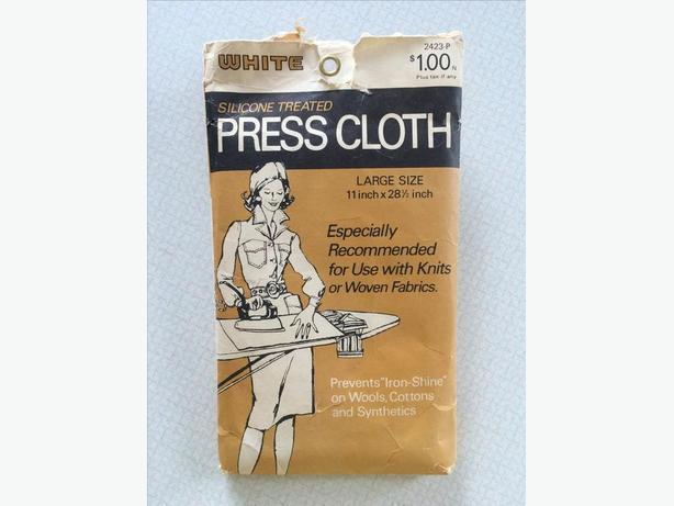 Antique Press Cloth
