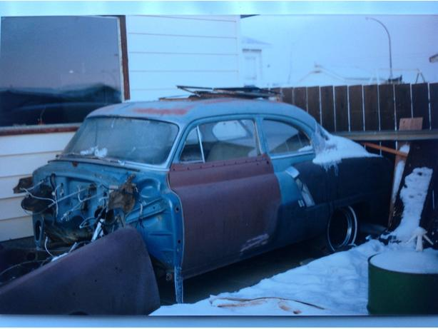 WANTED: 1951 Oldsmobile Supper 88, 2 door
