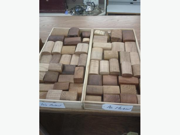 Small Wood Boxes
