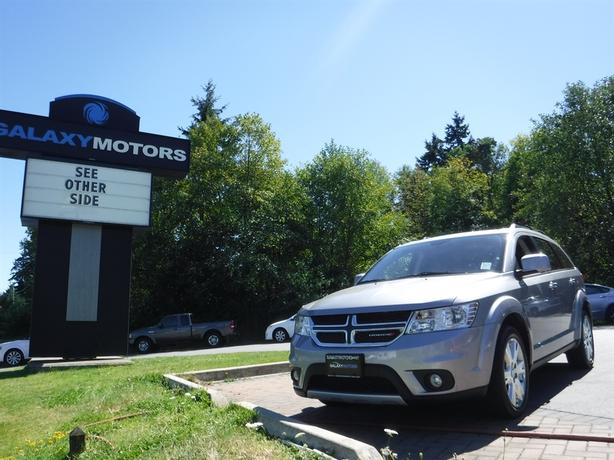 2015 Dodge Journey R/T - 7 Passenger, AWD, Leather, Bluetooth