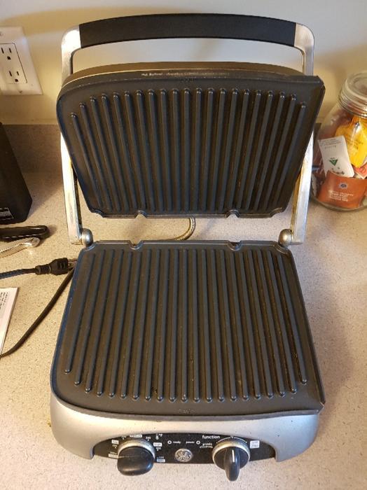 general electric portable grill central regina regina. Black Bedroom Furniture Sets. Home Design Ideas