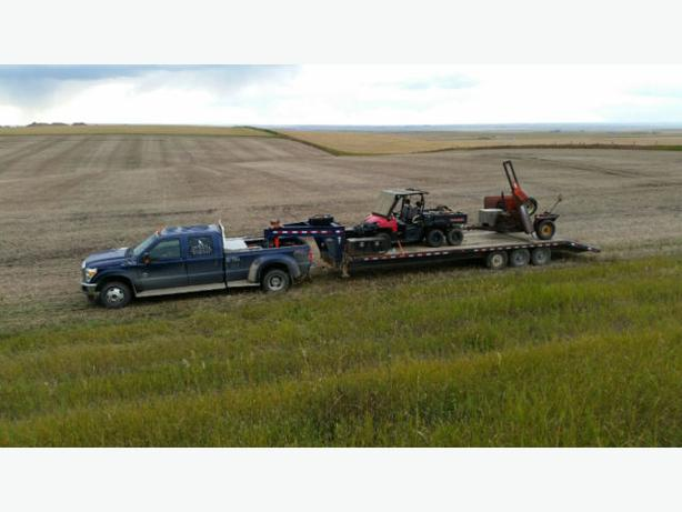 FENCING AND CONSTRUCTION – CALGARY TO HIGH RIVER AREA