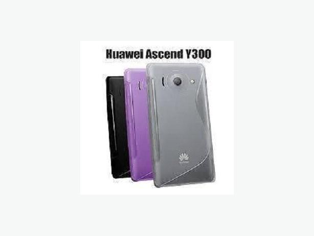 New S-Line Soft TPU Silicone Skin Case For Huawei Ascend Y330