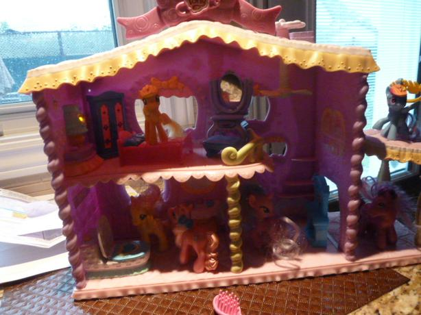 My Little Pony House Playset