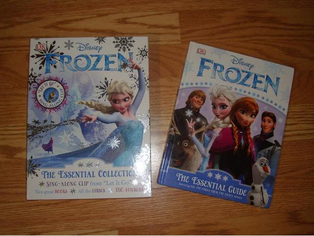 Brand New Frozen Essential Guide Book - $10