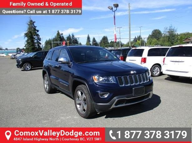 NEAR NEW!! LOW KMS - 4X4, REMOTE START, HEATED SEATS, SUNROOF & LEATHER