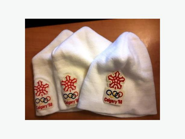 1988 Olympic Beanie Toques (3)