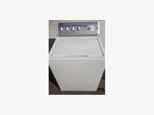 Newer Kenmore Washer