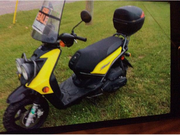 2009 YAMAHA SCOOTER FOR SALE
