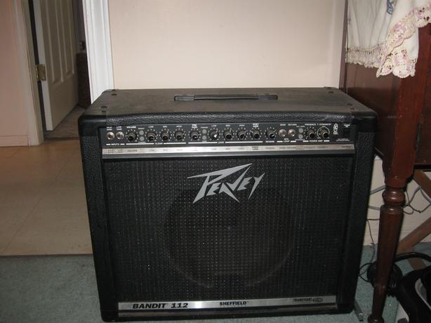 Peavey 115 amp