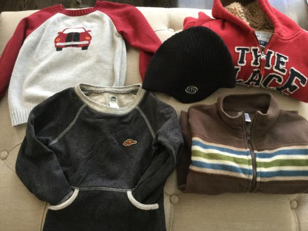 Size 4 Kids Quality Clothing