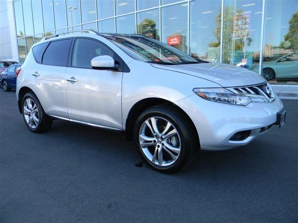 2013 Nissan Murano LE NO ACCIDENTS ONE OWNER