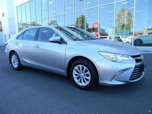 2015 Toyota Camry Hybrid LE NO ACCIDENTS LOCAL VICTORIA ONE OWNER