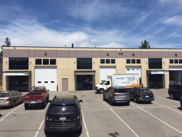 Commercial  / Industrial  unit