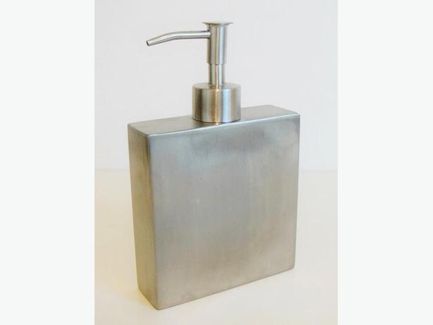 Stainless Steel Soap Lotion Dispenser