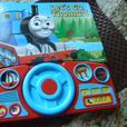 2 Thomas & Friends electronic books with sound effects