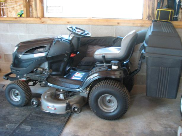 Craftsman Double Bagger : Craftsman lawn tractor aylmer sector quebec ottawa