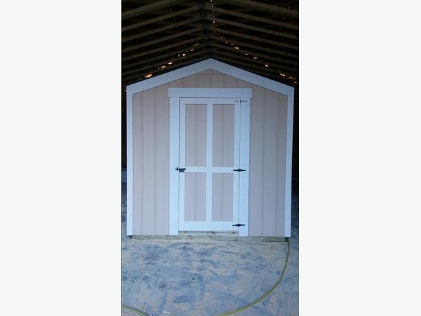 8 x 12 garden tool storage shed