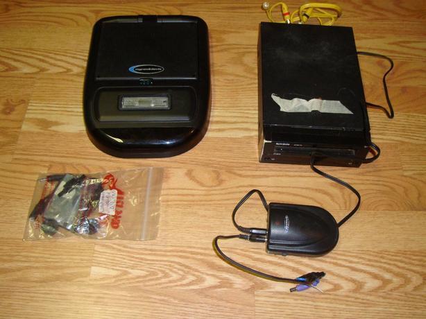 Myron & Davis DVD Player - $20