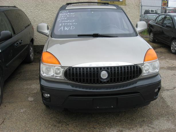 2002 Buick Rendezvous Safetied Full Load AWD