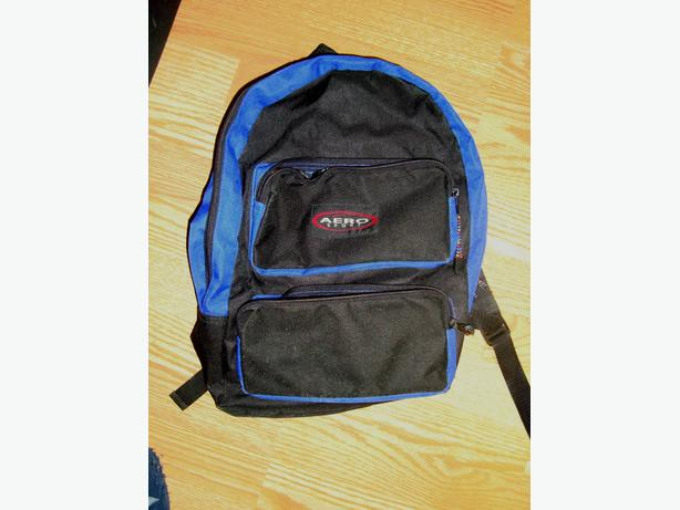 Like New Child's Knapsack Bag - $4