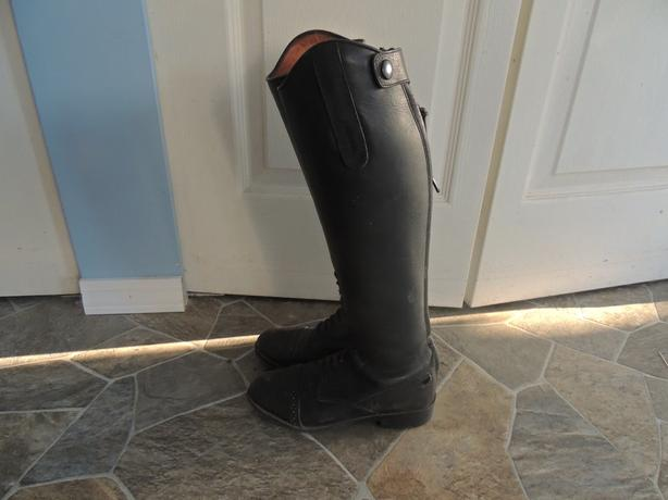 Child's tall riding boots