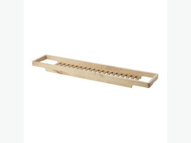 Ikea MOLGER Bathtub Bath Rack - Birch