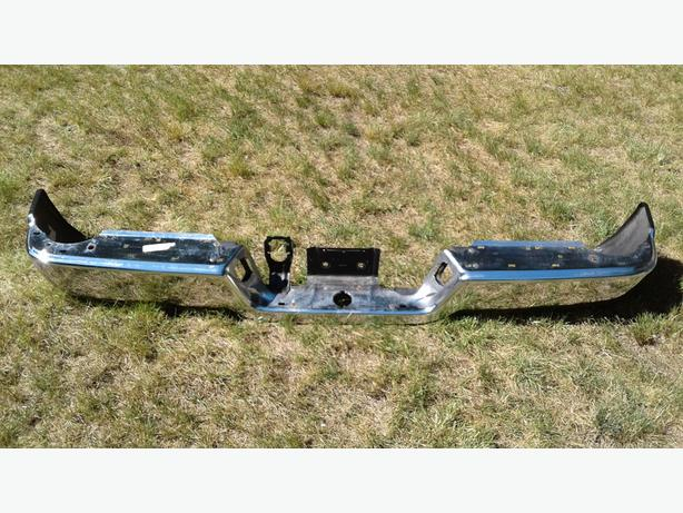 Dodge rear bumper