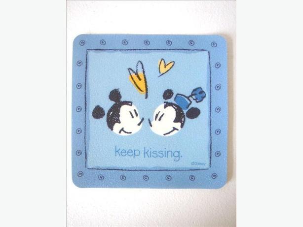 Disney Mickey & Minnie Anti Slip Stickers