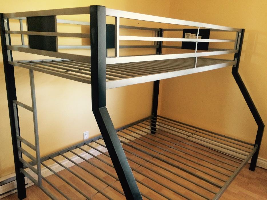 Bunk Bed Twin Over Double Sooke Victoria
