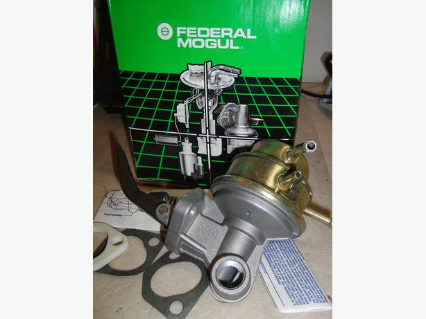 New Fuel Pump (87-90 Toyota Tercel)