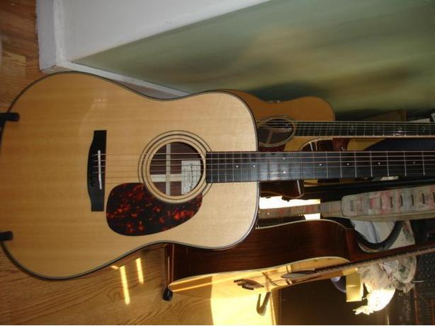 Guitar Acoustic Stonebridge/Furch, model: D31SR, Ser#: 57 671