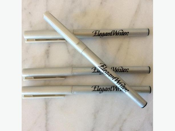 SET OF 4 CALLIGRAPHY PENS