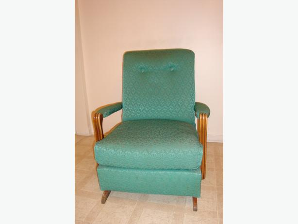 Rocking Lounge Chair (Lady's)
