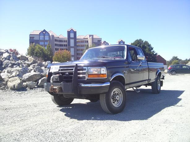 Ford F250 (7.3 Powerstroke) (5 Speed) (4x4) (Extended Cab) (Long Box)