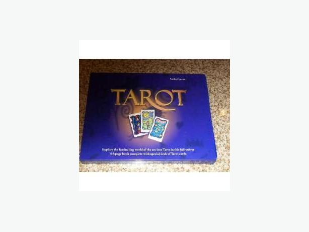 Tarot Card Set - Sasha Fenton - Unused